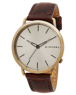 OLD GOLD MENS ACCESSORIES RIP CURL WATCHES - A29960810