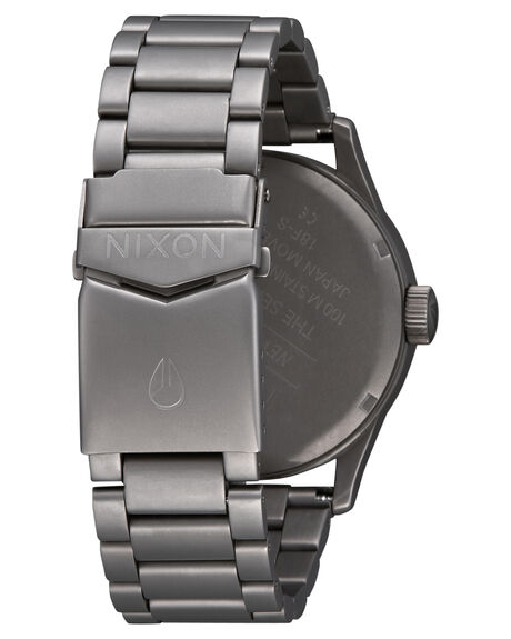 DARK STEEL MENS ACCESSORIES NIXON WATCHES - A356-3166