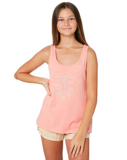 PEACH KIDS GIRLS SWELL TOPS - S6202007PEACH