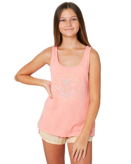 PEACH OUTLET KIDS SWELL CLOTHING - S6202007PEACH