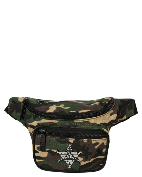 MULTI MENS ACCESSORIES THE BUMBAG CO BAGS + BACKPACKS - C0011MUL