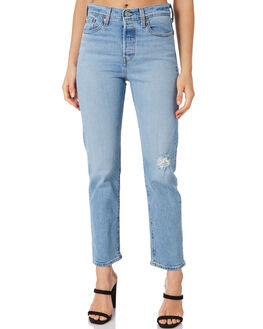 TANGO BLUE WOMENS CLOTHING LEVI'S JEANS - 34964-0079