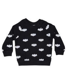 BLACK WHITE KIDS BABY BILLY KIDS CLOTHING - SW005BLKWH