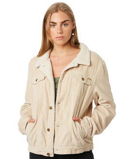 FOG WOMENS CLOTHING THRILLS JACKETS - WTA20-211AFOG