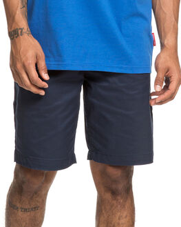BLACK IRIS MENS CLOTHING DC SHOES SHORTS - EDYWS03111-BTL0