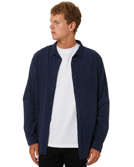 NAVY MENS CLOTHING SWELL SHIRTS - S5164669NVY