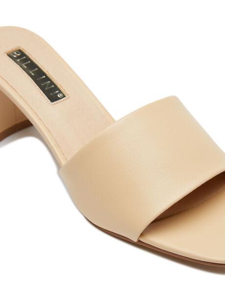 BISCUIT WOMENS FOOTWEAR BILLINI HEELS - H1384BSCT