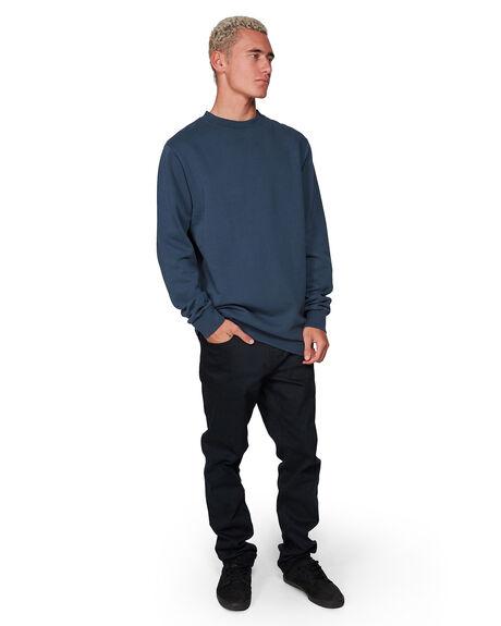 NAVY MENS CLOTHING BILLABONG JUMPERS - BB-9507600-NVY
