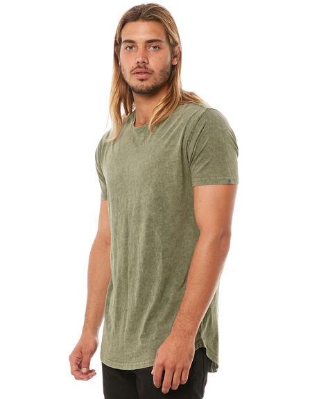 MILITANT MENS CLOTHING SILENT THEORY TEES - 4085000KHAK