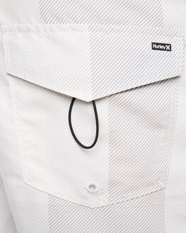 WHITE MENS CLOTHING HURLEY BOARDSHORTS - AMBSHR310A