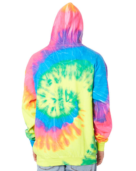 MULTI MENS CLOTHING DYED JUMPERS - DY8777BBTIDYE