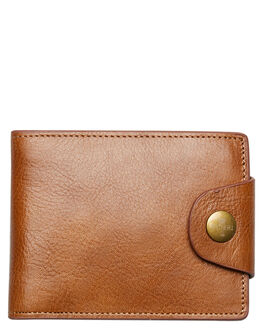 TAN MENS ACCESSORIES THRILLS WALLETS - TS7-1017CTAN