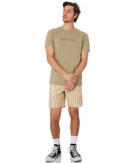 GOLD MENS CLOTHING RHYTHM BOARDSHORTS - OCT19M-JM10-GOL