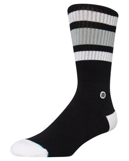 BLACK MENS CLOTHING STANCE SOCKS + UNDERWEAR - M556A18BOYBLK