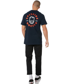 NAVY MENS CLOTHING SPITFIRE TEES - 51010482INVY
