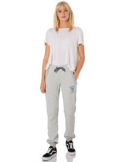 GREY MARLE WOMENS CLOTHING RUSTY PANTS - PAL1085GMA