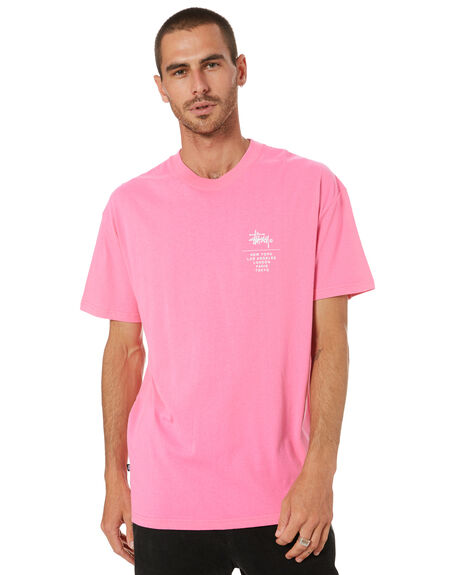 CANDY MENS CLOTHING STUSSY TEES - ST002013CAN