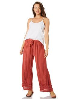 BRICK WOMENS CLOTHING RIP CURL PANTS - GPAAQ90041
