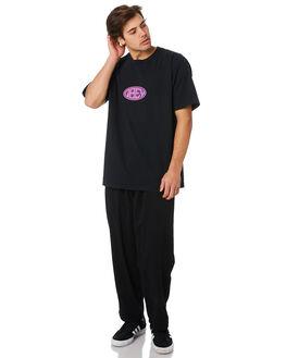 OFF BLACK MENS CLOTHING OBEY TEES - 166911970OFBLK