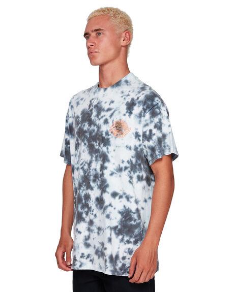 NAVY MENS CLOTHING BILLABONG TEES - BB-9591009-NVY