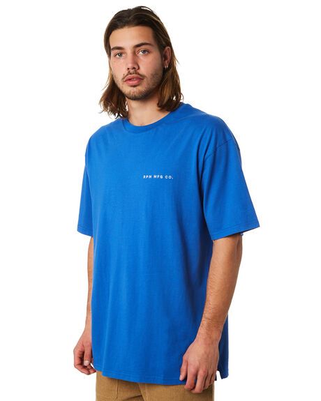 ROYAL OUTLET MENS RPM TEES - 8PMT02DRYL
