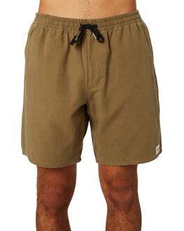 OLIVE MENS CLOTHING RHYTHM SHORTS - APR19M-JM01-OLI