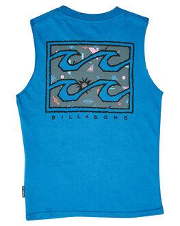BLUE KIDS TODDLER BOYS BILLABONG TOPS - 7582501BLU