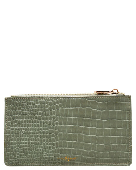 GREEN WOMENS ACCESSORIES URBAN ORIGINALS PURSES + WALLETS - 64-0134GRN