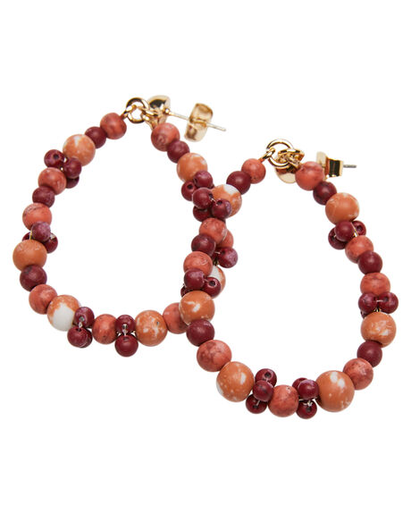 RUST WOMENS ACCESSORIES TIGERLILY JEWELLERY - T405995XDRUS