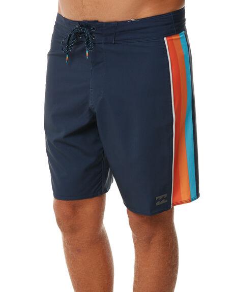 NAVY MENS CLOTHING BILLABONG BOARDSHORTS - 9585422NVY