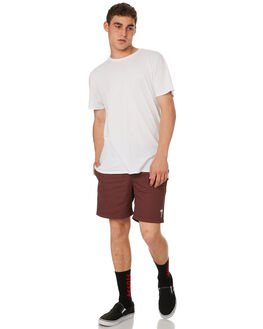 DARK AUBERGINE MENS CLOTHING STUSSY BOARDSHORTS - ST081610DAUB