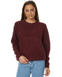 PORT WOMENS CLOTHING RUSTY KNITS + CARDIGANS - CKL0324POT