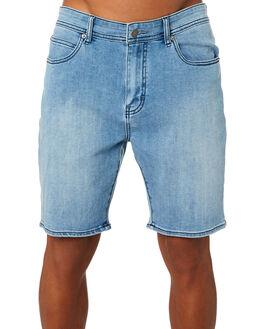 THRASH FADE MENS CLOTHING LEE SHORTS - L-606510-LM7THFDE