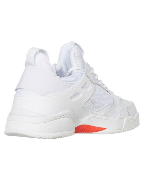 WHITE MENS FOOTWEAR GLOBE SNEAKERS - GBTILTEVO11001