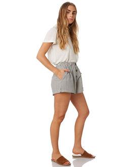 STRIPE WOMENS CLOTHING ELWOOD SHORTS - W93609A7B