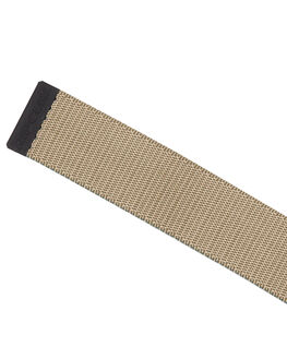KHAKI MENS ACCESSORIES RIP CURL BELTS - CBECJ10064