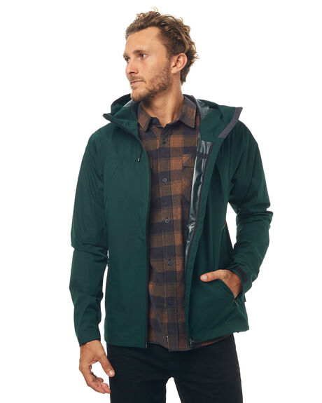 EMERALD MENS CLOTHING DEPACTUS JACKETS - D5171383EMRLD