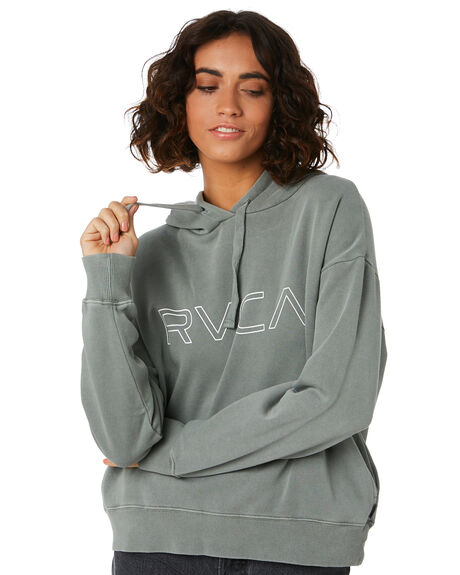 SAGE WOMENS CLOTHING RVCA JUMPERS - R293161SAG
