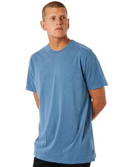 BLUE SLATE MENS CLOTHING BILLABONG TEES - 9572051BSLT