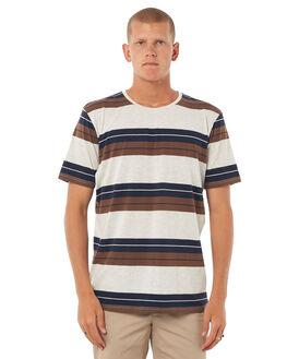 STONE MENS CLOTHING CAPTAIN FIN CO. TEES - CK174219STN