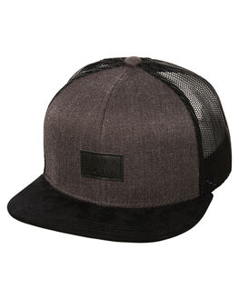BLACK KIDS BOYS BILLABONG HEADWEAR - 8672307BBLK
