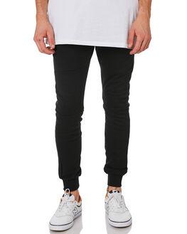 BLACK MENS CLOTHING ZANEROBE PANTS - 702-VERIBLK
