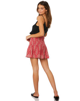 ROSE WOMENS CLOTHING TIGERLILY SKIRTS - T391277ROS