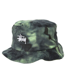 LIME MENS ACCESSORIES STUSSY HEADWEAR - ST793005LIME