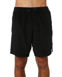 BLACK MENS CLOTHING RHYTHM SHORTS - JUL19M-JM03-BLK