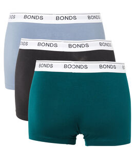 MUL MENS CLOTHING BONDS SOCKS + UNDERWEAR - MZ963A47K