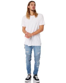 KICKER CHALK MENS CLOTHING A.BRAND JEANS - 811763765