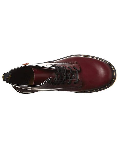 CHERRY WOMENS FOOTWEAR DR. MARTENS BOOTS - SS11822600CHEW