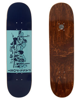 MULTI SKATE DECKS PASS PORT  - R21SHADYDECKFRSKDWN