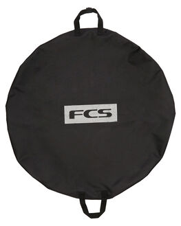 BLACK BOARDSPORTS SURF FCS ACCESSORIES - CMAT-BLK-001BLK